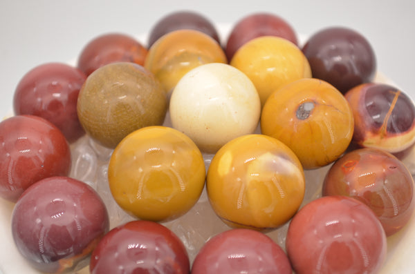 Mookaite Mini Spheres