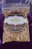 Wood Betony Organic Dried Herb