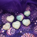 Amazonite Heart (Extra Small)