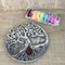 Tree of Life Incense Burner