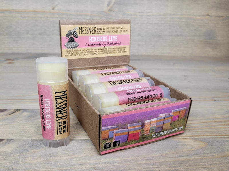 Bee Farm Hive to Lips Balm