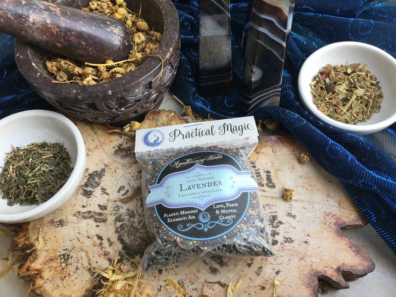 Lavender Organic Dried Herb