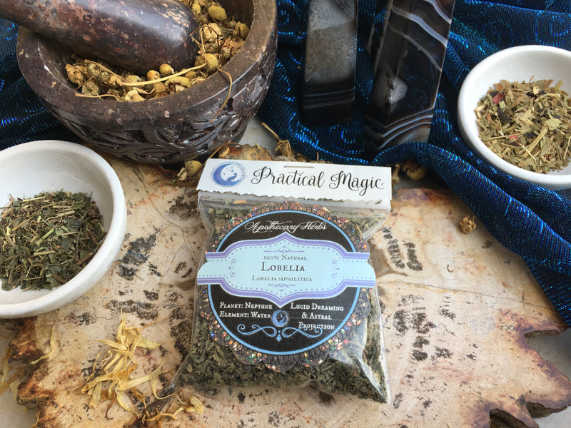 Lobelia Dried Herb