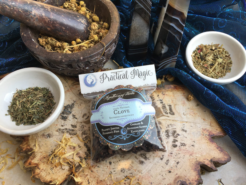 Clove Organic Dried Herb