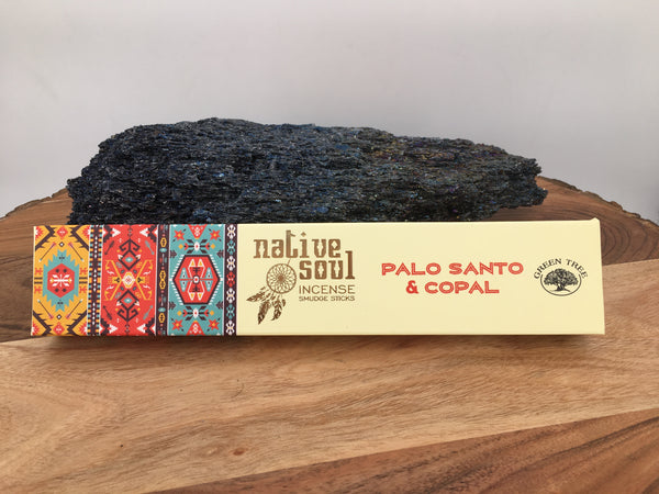 Palo Santo & Copal Incense by Native Soul
