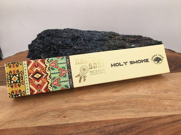 Holy Smoke Incense by Native Soul