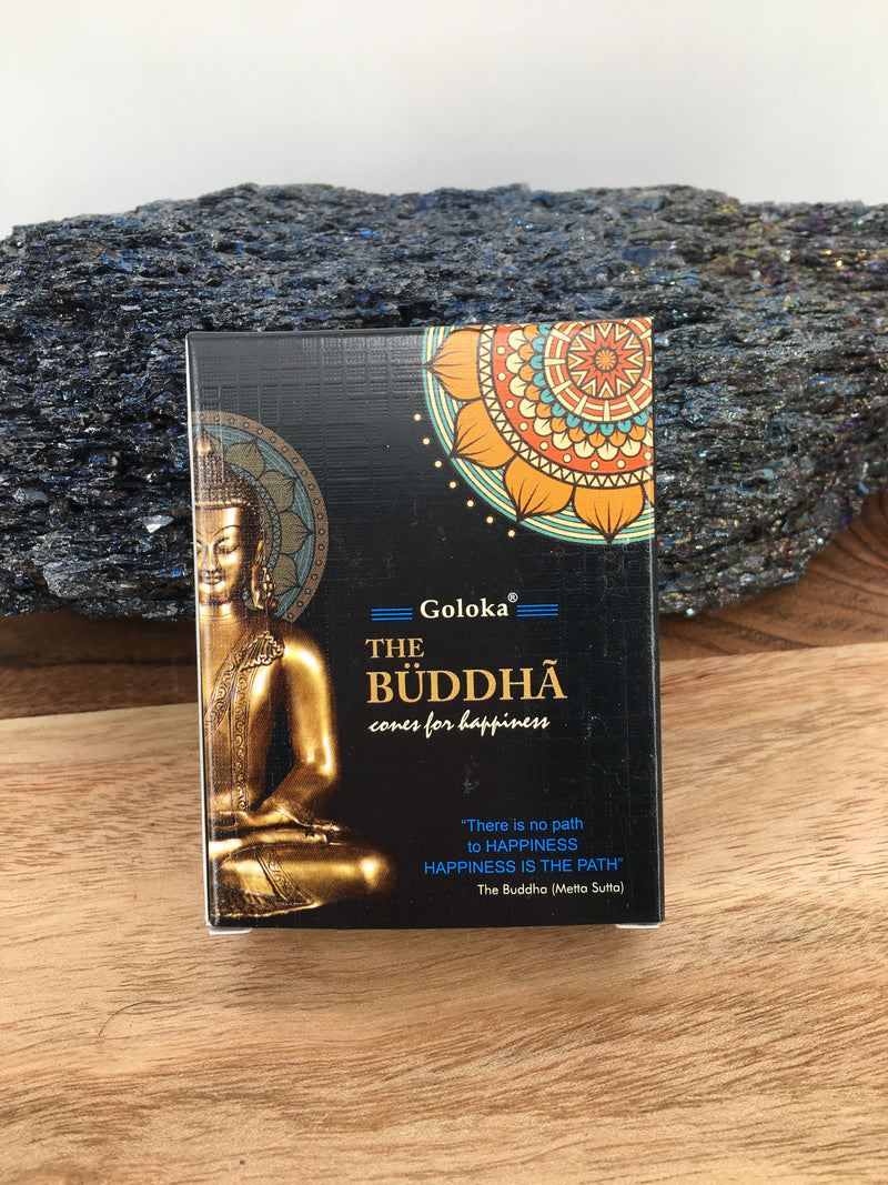 The Buddha Cone Incense