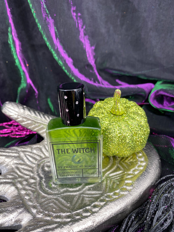 The Witch Perfume for Spooktacular Delight