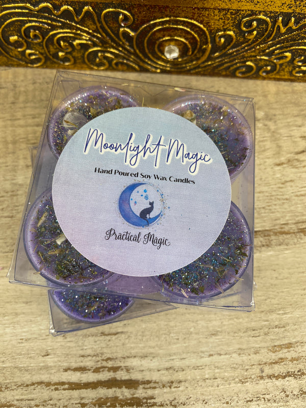 Moonlight Magic Tealight Candle Set