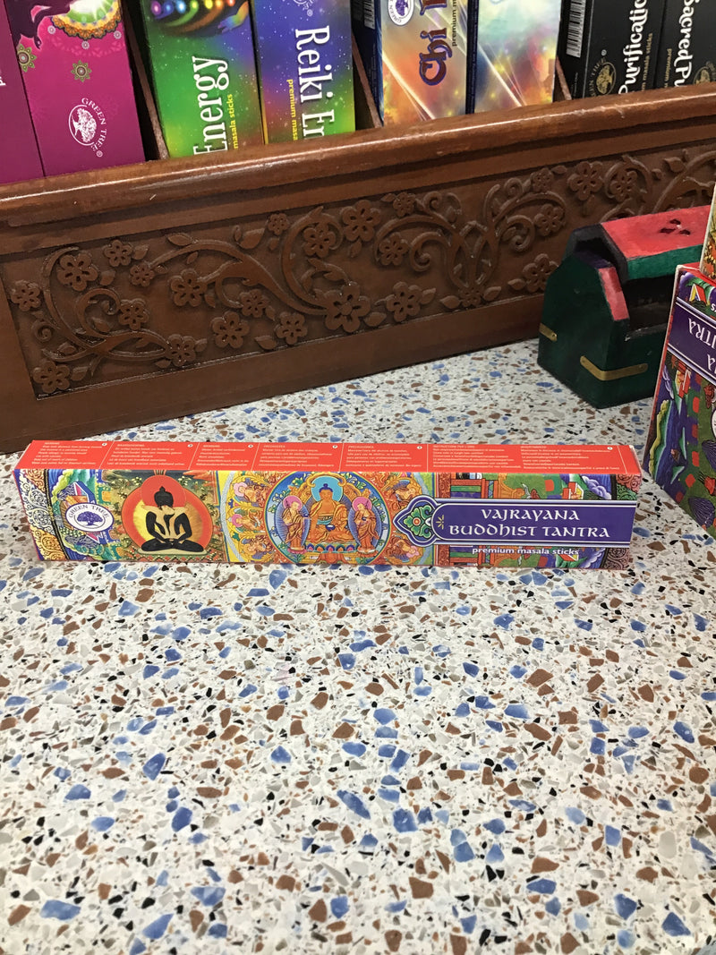 Buddhist Tantra Incense Sticks