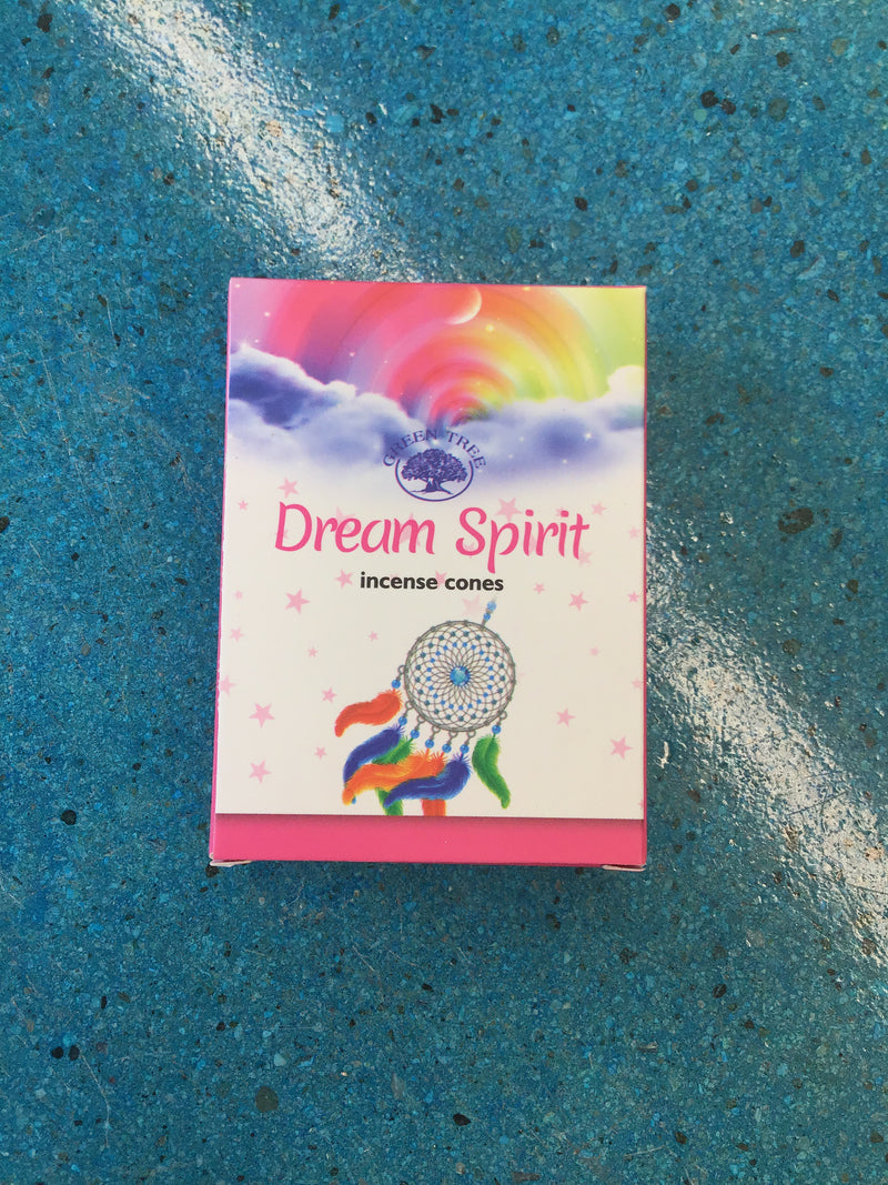 Dream Spirit Incense Cones