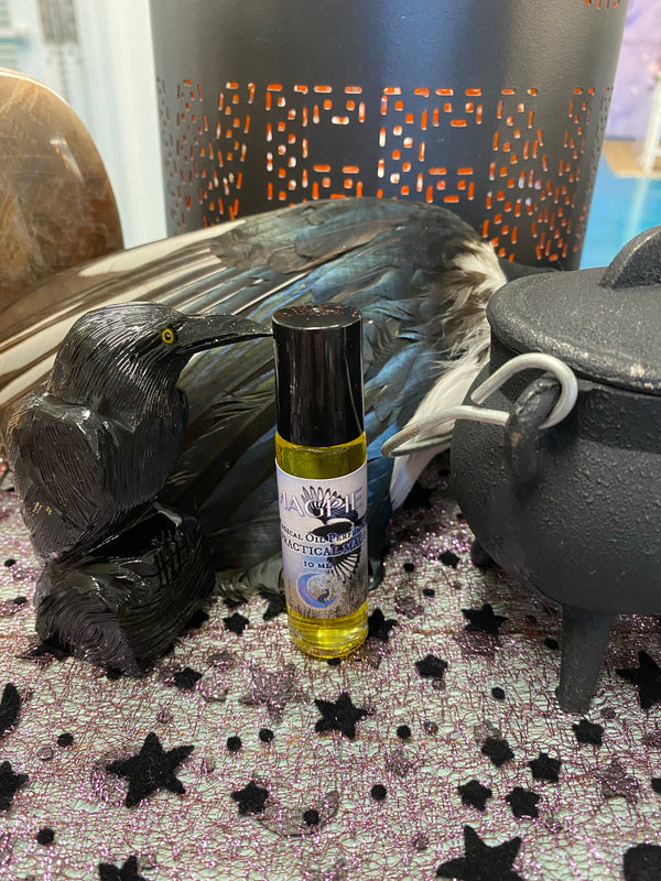Magpie Perfume for Learning the Lessons
