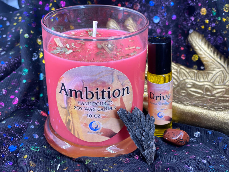 New Moon in Capricorn: Setting Intentions for Success Ceremony Kit