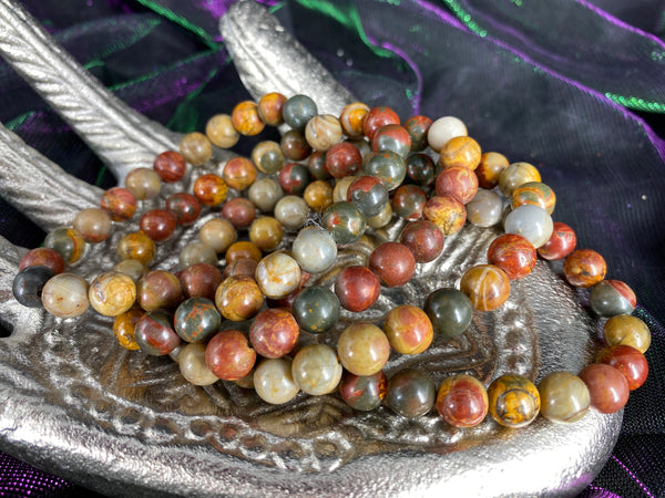 Cherry Creek Jasper Bracelets