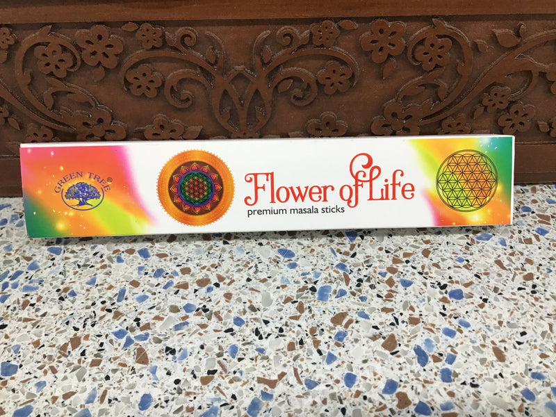 Flower of Life Stick Incense