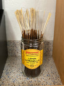 Wild Berry Lemon Citronella Outdoor Incense Stick (15 Stick Pack)