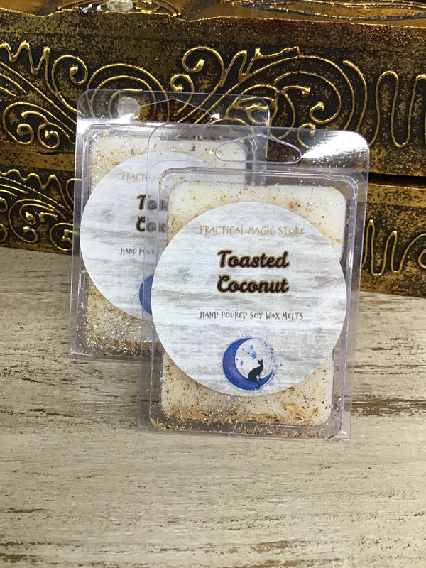 Toasted Coconut Soy Wax Melts
