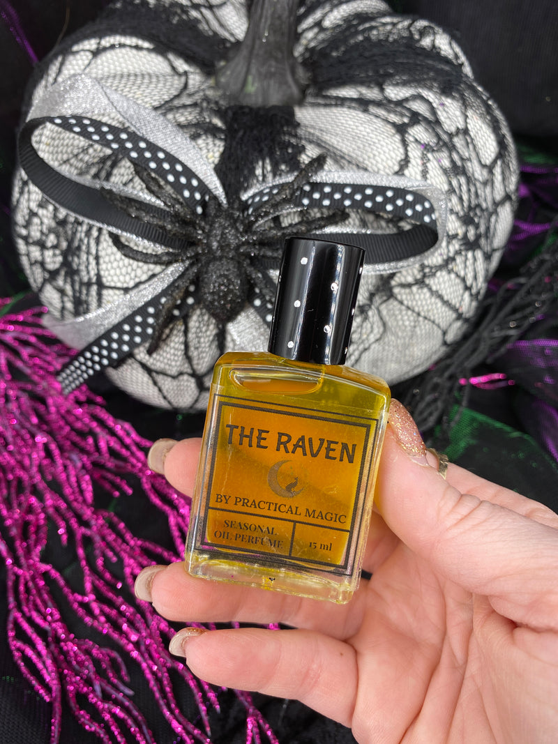 The Raven Perfume for Spooktacular Delight