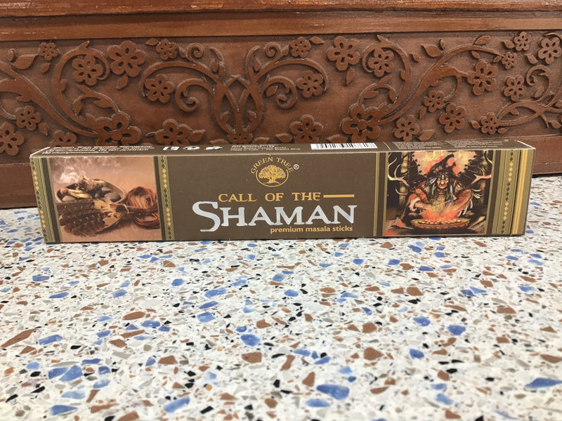 Call of the Shaman Stick Incense