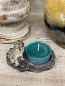 Wolf Tealight Candle Holder