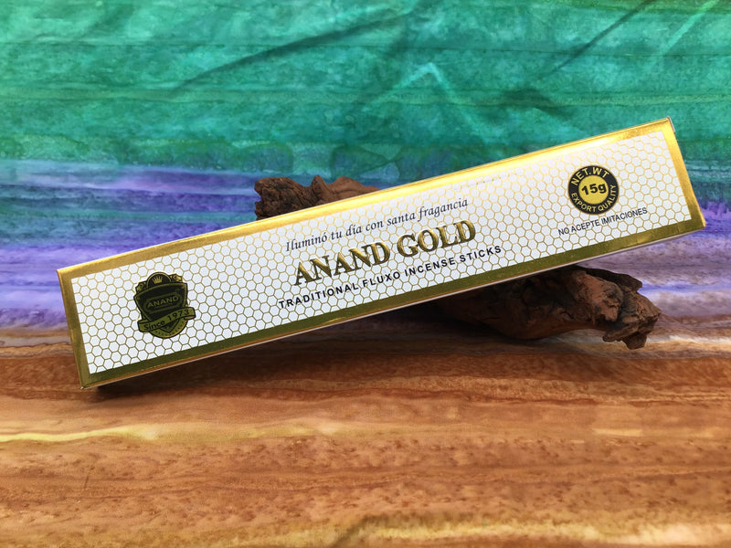Anand Gold Incense Sticks