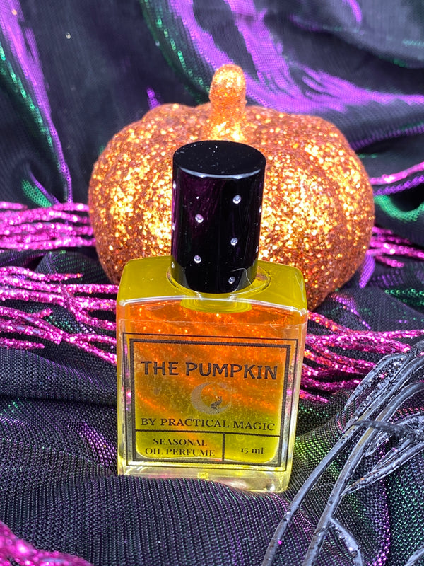 The Pumpkin Perfume for Spooktacular Delight