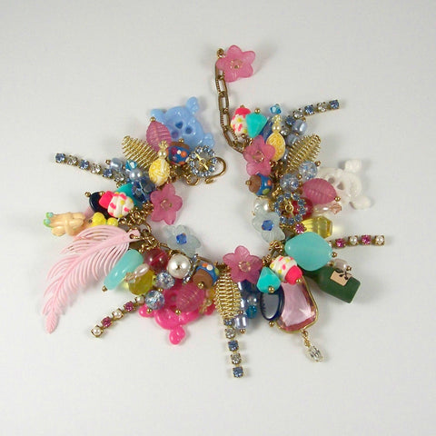 Treasure Island: Magical Mayhem- Charm Bracelet