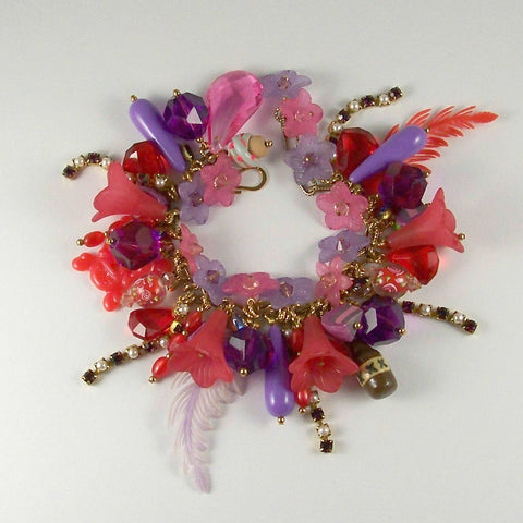Treasure Island: Tropical Treasures- Charm Bracelet