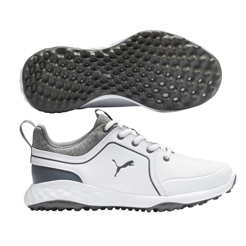 Puma Grip Fusion 2.0 Junior Golf Shoes