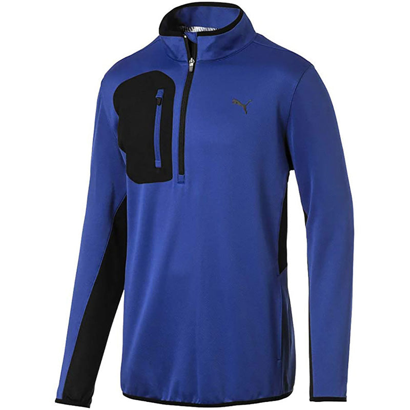 Puma Tech 1/4 Zip Sweater - Surf the web