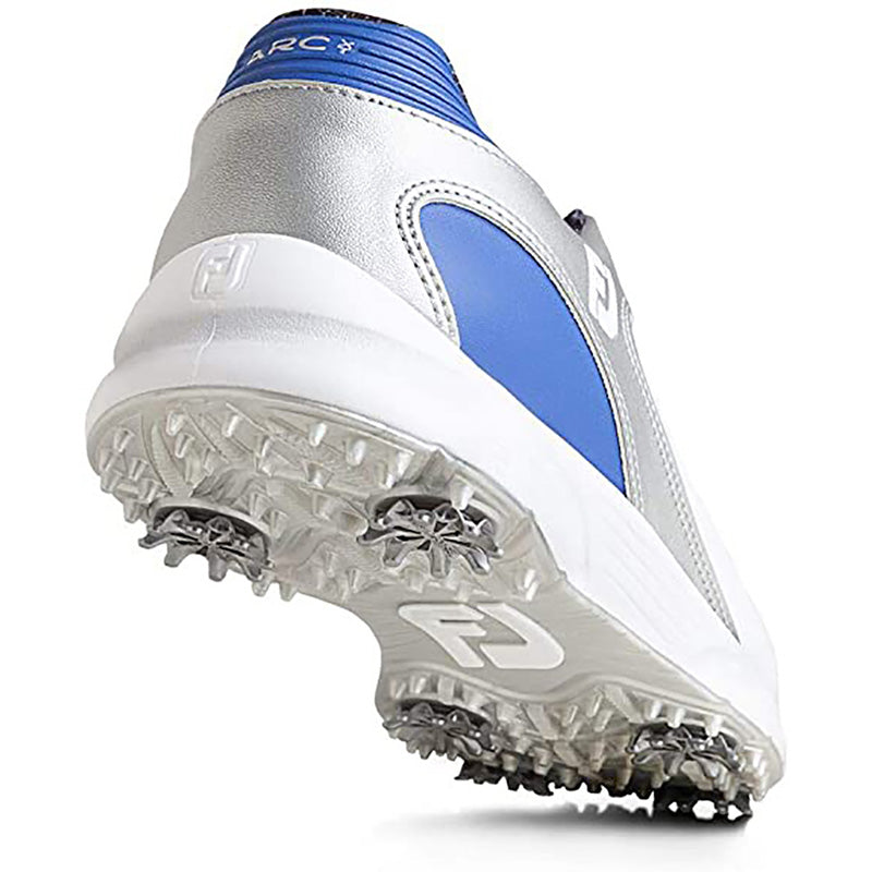 Footjoy Arc XT Golf Shoes - White/Blue - Previous Season Style