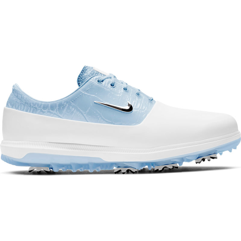 Nike Air Zoom Victory Tour Golf Shoes - White/Blue - Size 8