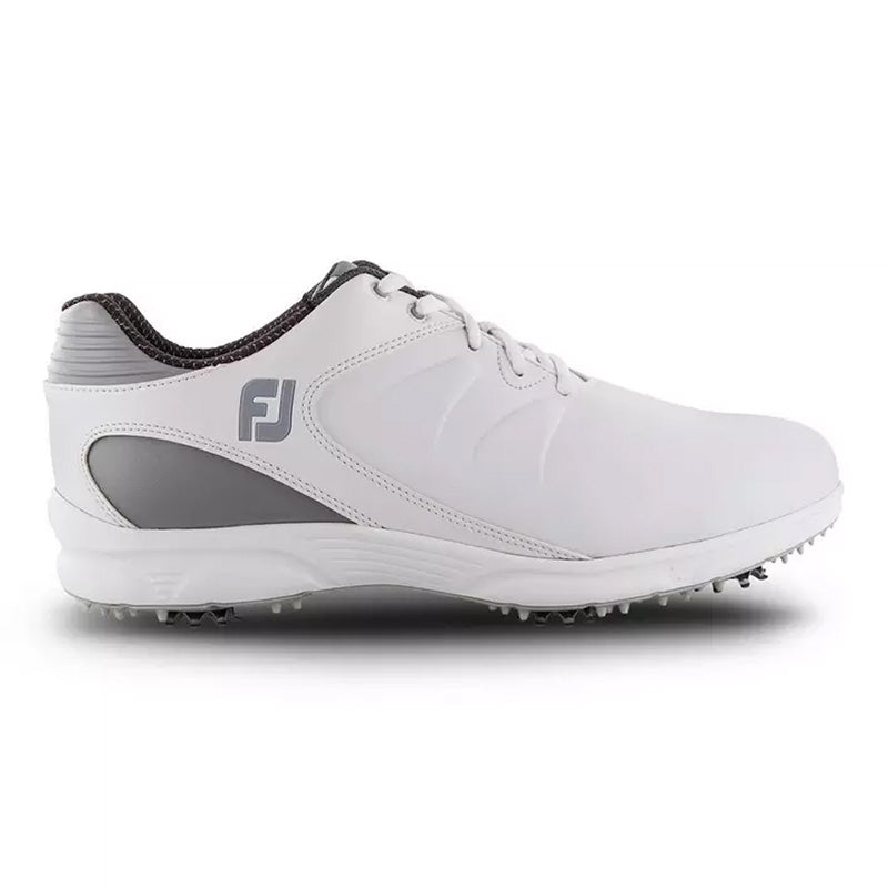 Footjoy Arc XT Golf Shoes - White/Grey - Previous Season Style