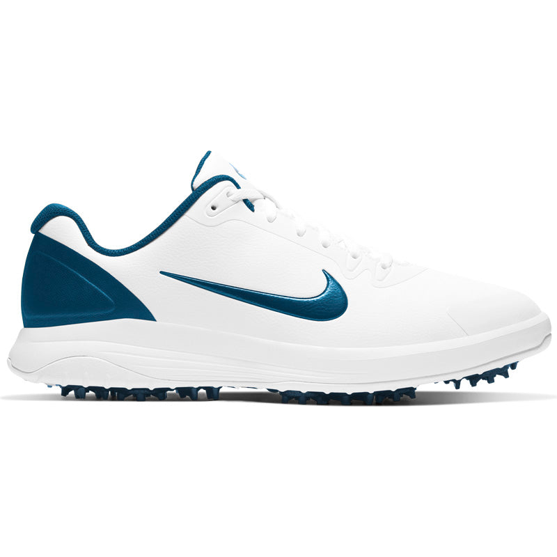 Nike Infinity G Golf Shoes - White/Valerian Blue - Sizes 8 & 11.5