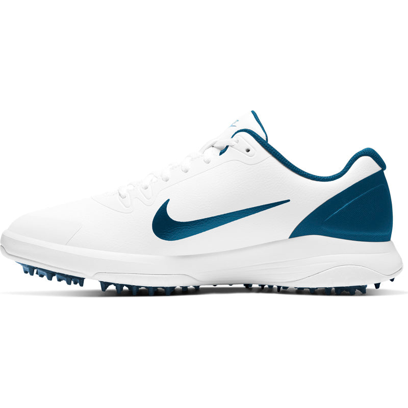 Nike Infinity G Golf Shoes - White/Valerian Blue