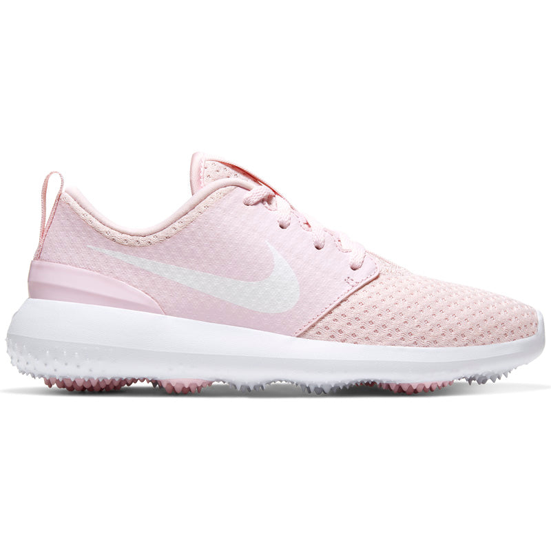 Nike Roshe G Junior Golf Shoes - Pink