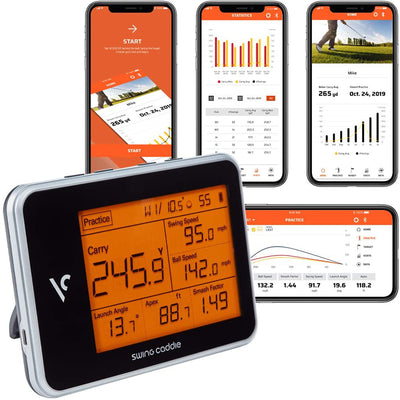 Swing Caddie SC 300 Launch Monitor