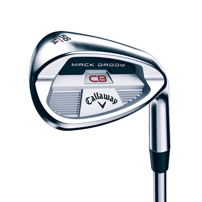 Callaway Mack Daddy CB Wedge - Right hand - Women's Graphite - 56°12