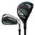 Cobra Womens F-Max Superlite Combo Iron Set - 5H, 6H, 7-PW, SW