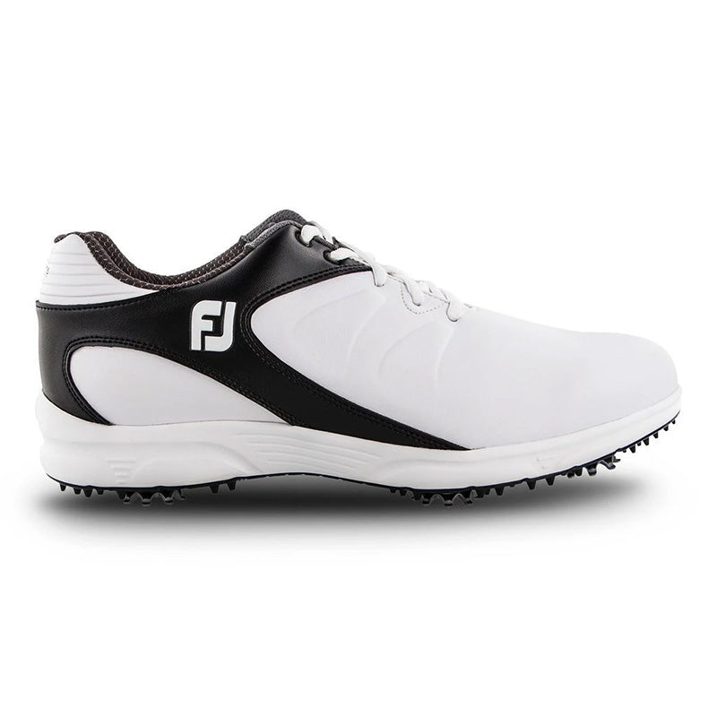 Footjoy Arc XT Golf Shoes - White/Black - Previous Season Style