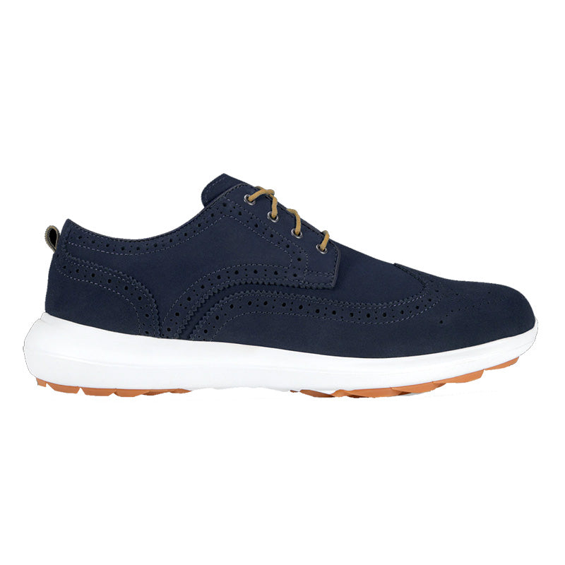 Footjoy FLEX LE1 Golf Shoes - Navy Suede - Previous season style