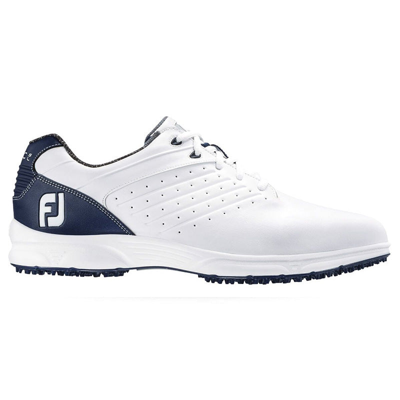 Footjoy Arc SL Golf Shoes - White/Navy - Previous Season Style - Size 11.5