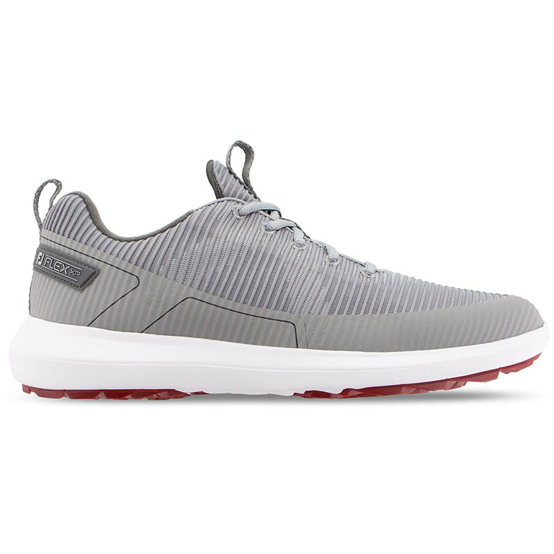 Footjoy Flex XP Golf Shoes - Grey - Previous Season Style