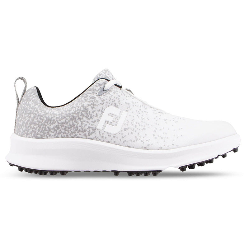 Footjoy Womens Leisure Golf Shoes - White - Previous Season Style