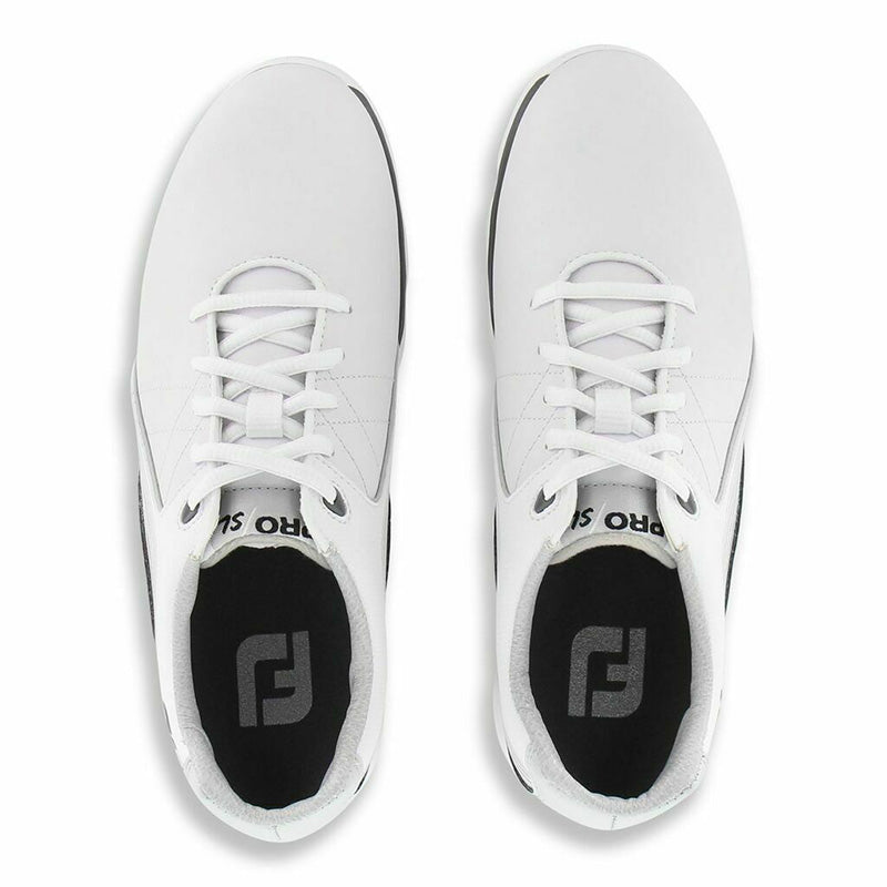 Footjoy Womens Pro/SL Golf Shoes - White - Previous Season Style