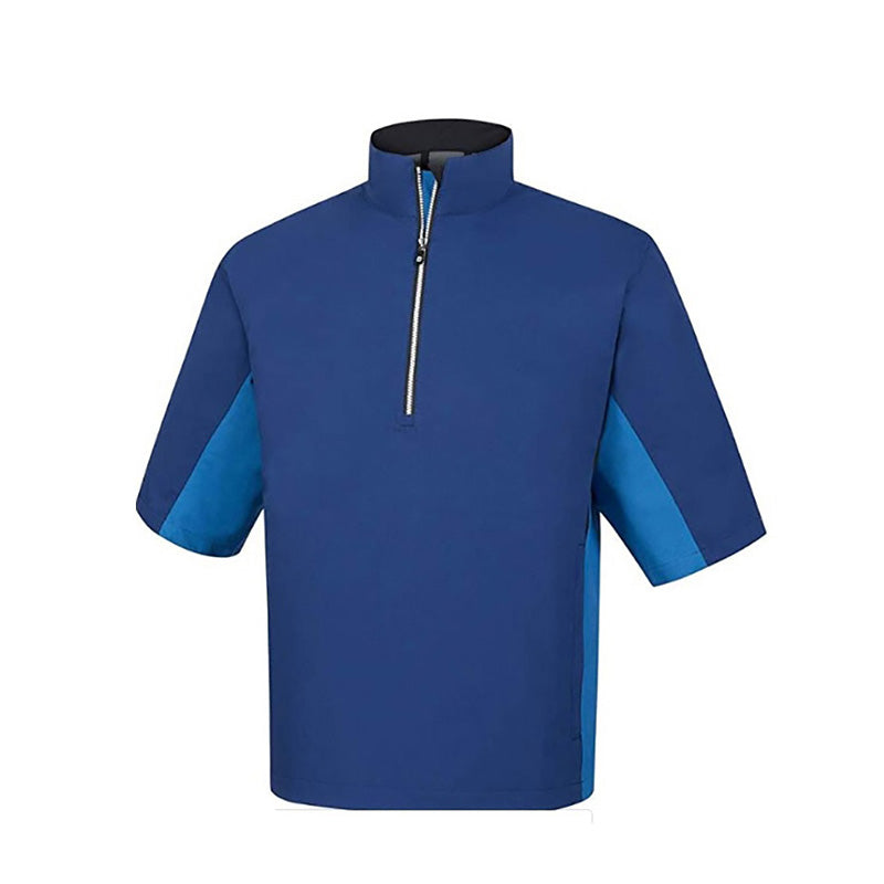 Footjoy Hydrolite Short Sleeve Rain Shirt - Twilight & Marble - Small - Previous Season Style