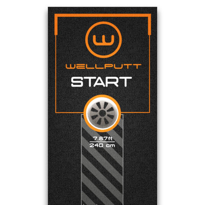 Wellputt Start Putting Mat - 10ft