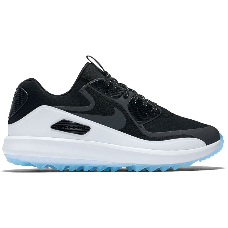 Nike Womens Air Zoom 90 IT Golf Shoes - Black/White