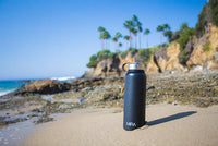Mira Brands is adventurous, stylish, and sustainable. We have a vacuum insulated stainless steel product line that stays cool even on the hottest days at the beach.