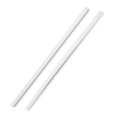 Replacement Plastic Straws | Fits Wide Mouth and Ridge Straw Lids